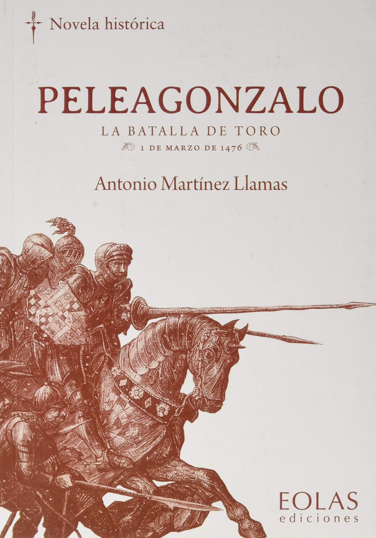 Peleagonzalo 9788418079580
