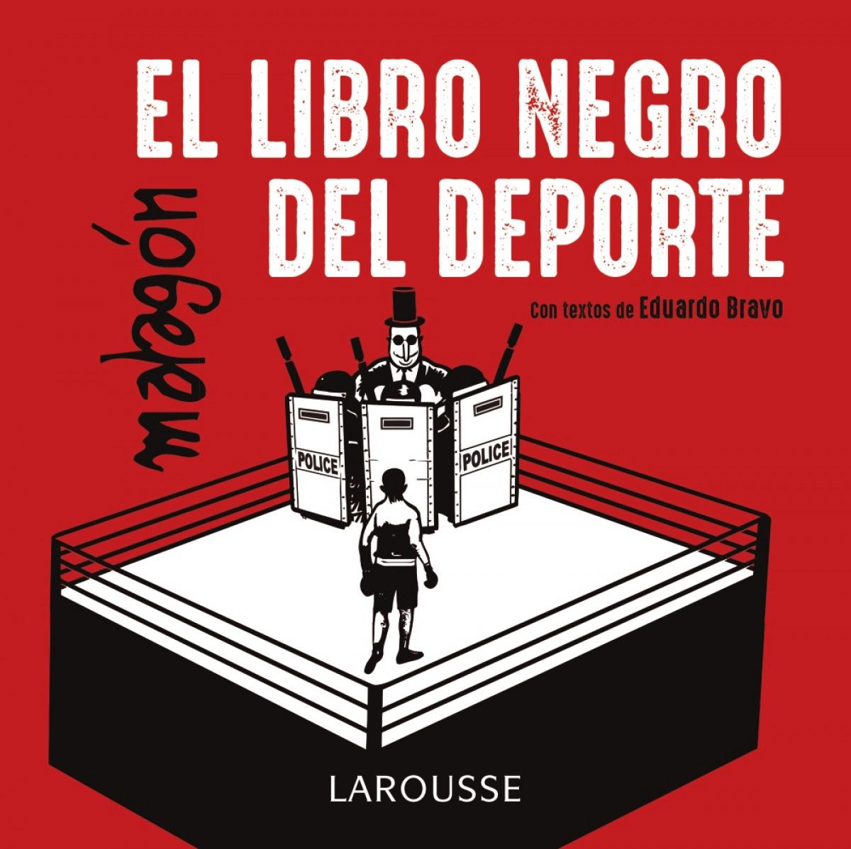 El libro negro del deporte 9788418100192