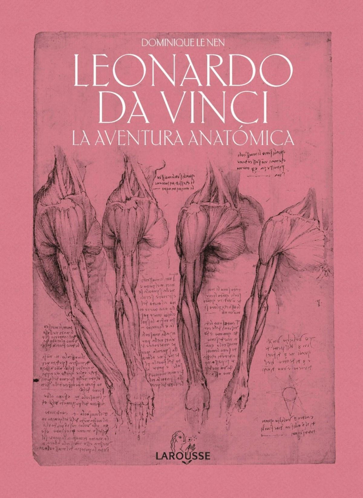 Leonardo da Vinci. La aventura anatómica 9788418100451
