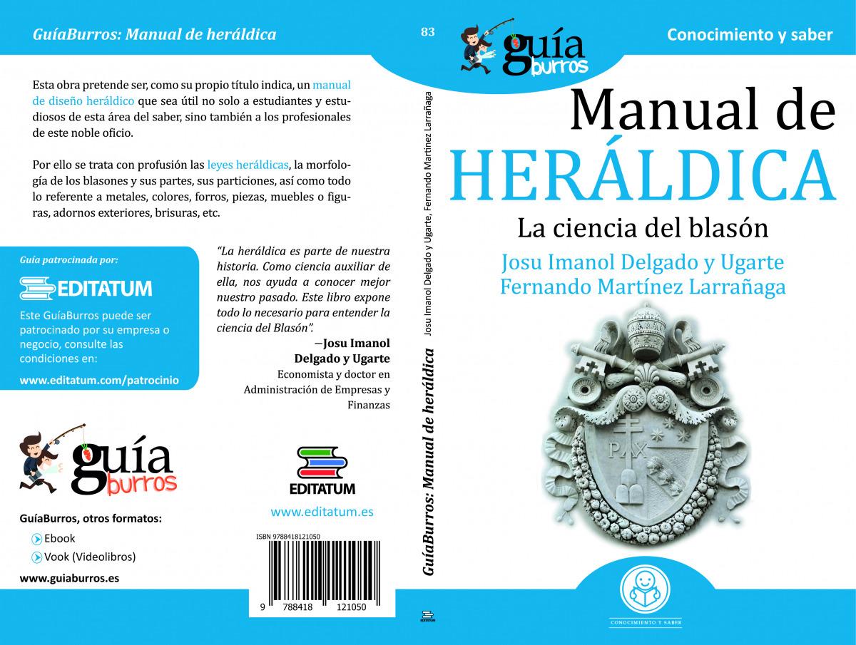 GuíaBurros Manual de Heráldica 9788418121050