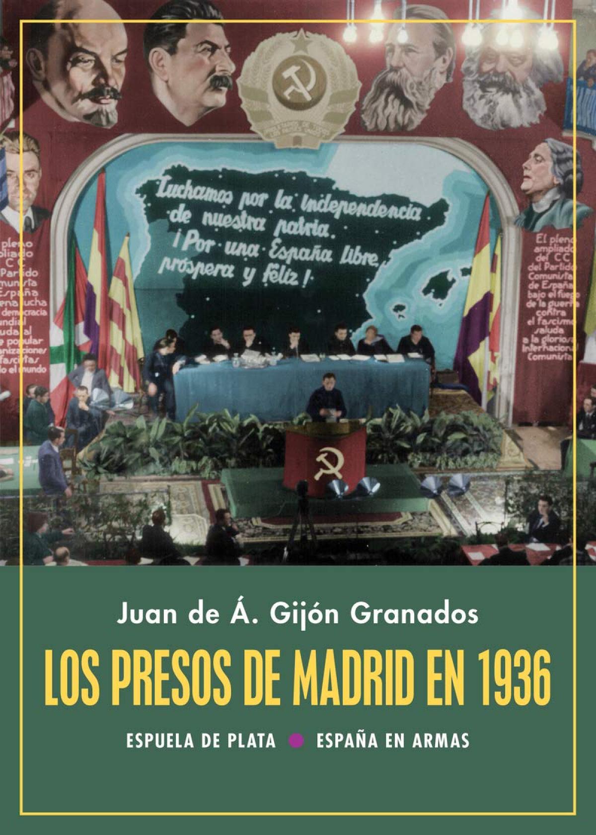 Los presos de Madrid en 1936 9788418153167