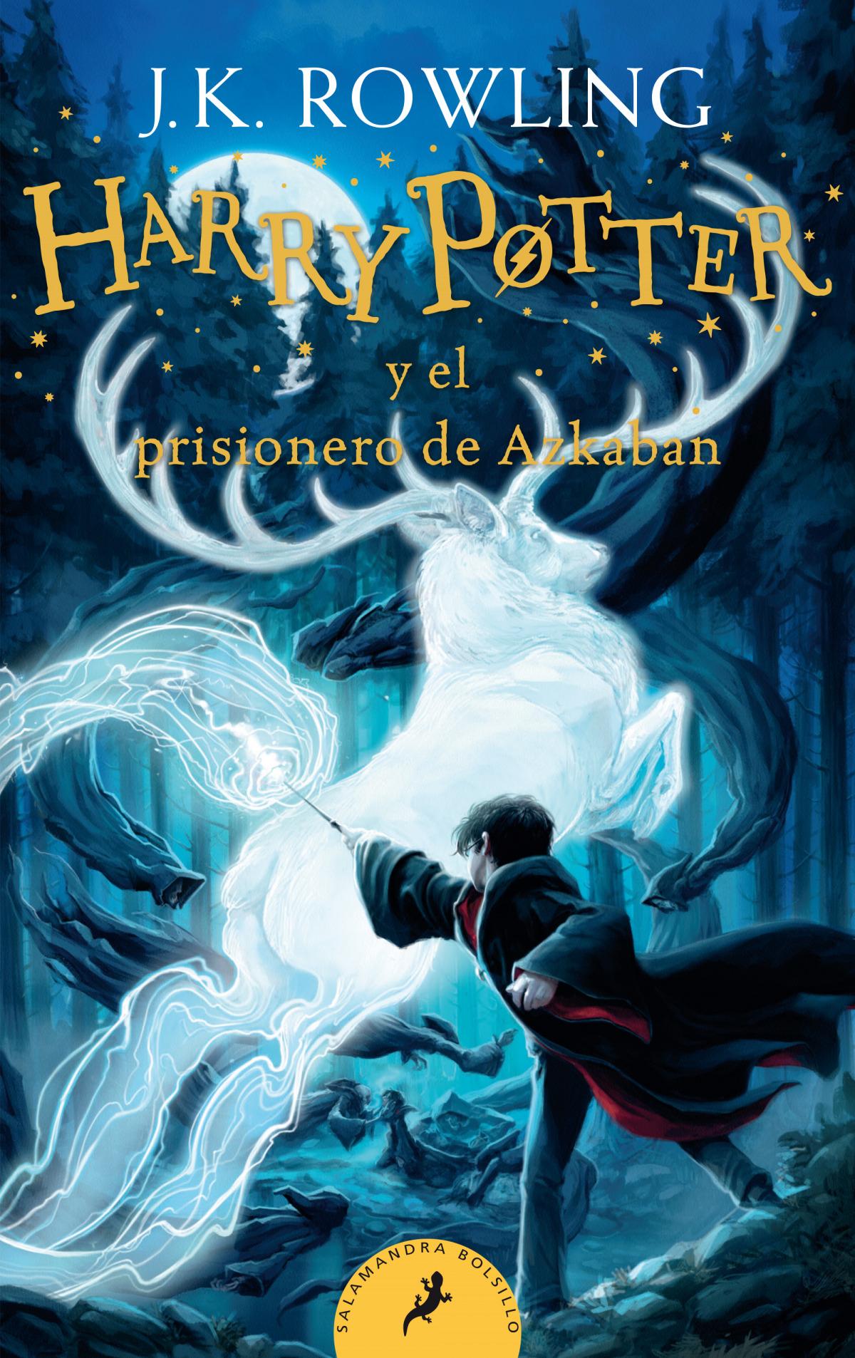 Harry Potter y el prisionero de Azkaban (Harry Potter 3) 9788418173028