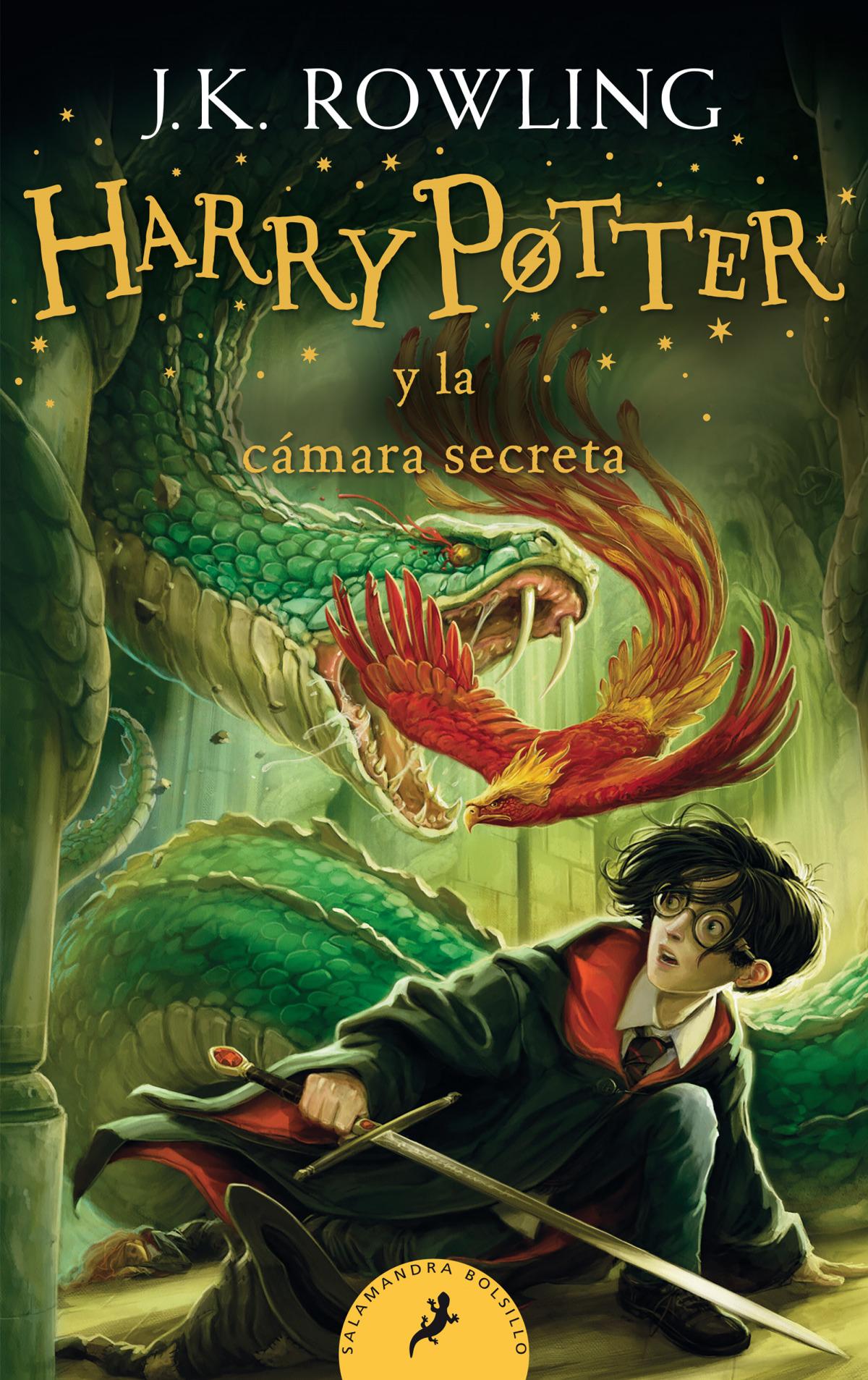 Harry Potter y la cámara secreta (Harry Potter 2) 9788418173127