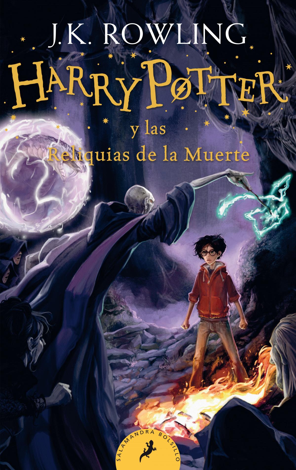 Harry Potter y las reliquias de la muerte (Harry Potter 7) 9788418173134