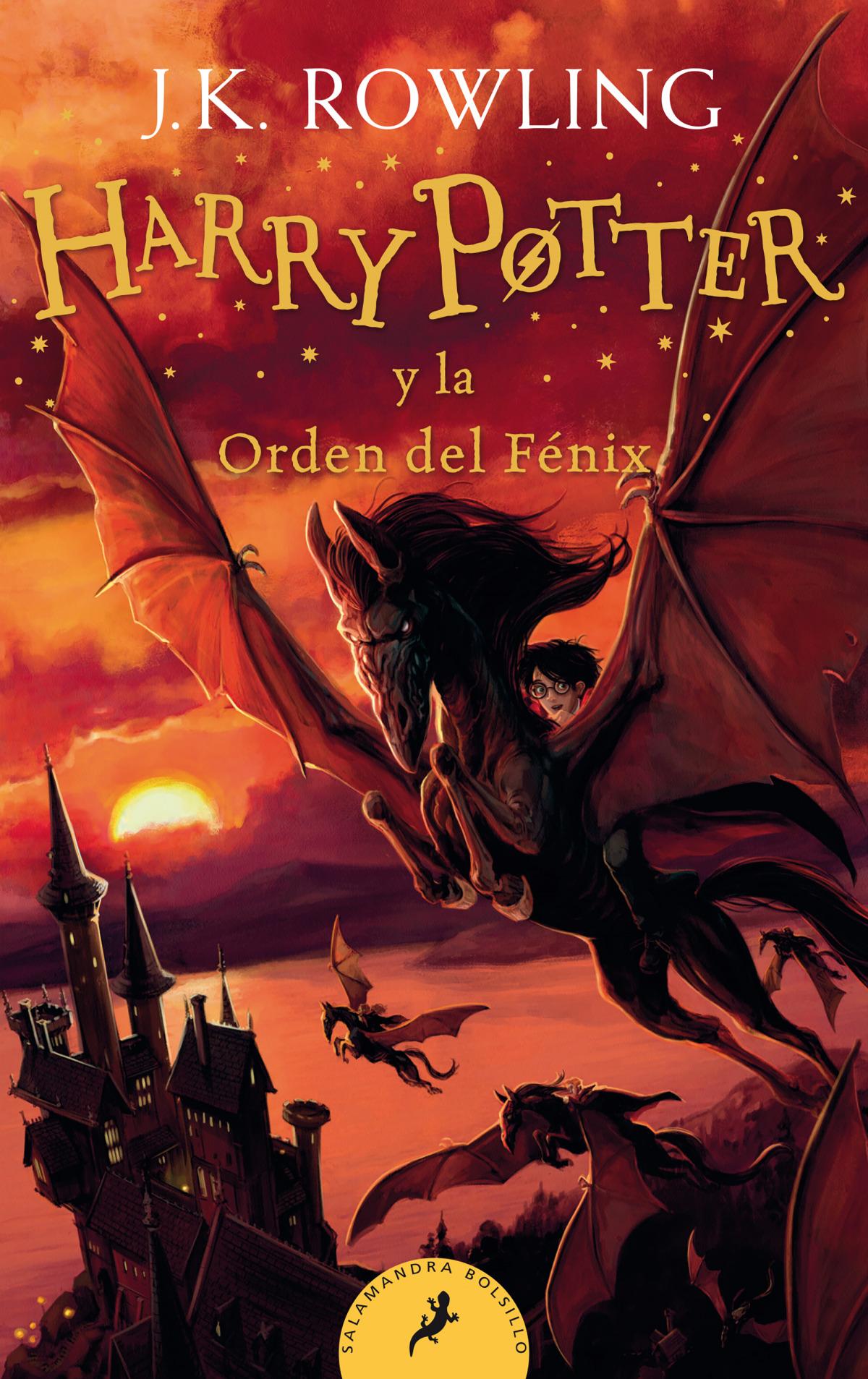 Harry Potter y la Orden del Fénix (Harry Potter 5) 9788418173141