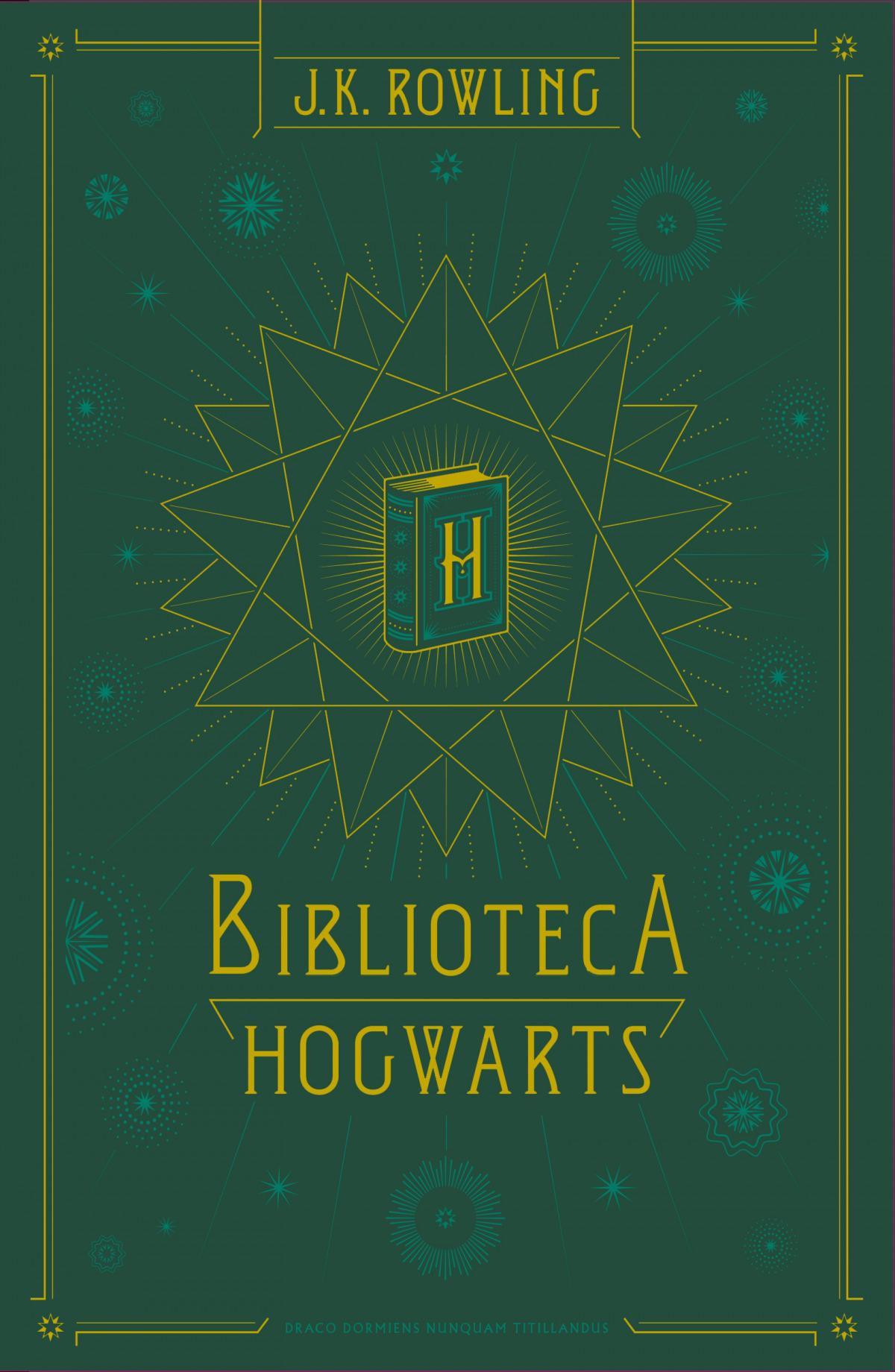 Biblioteca Hogwarts (edición pack) 9788418174018