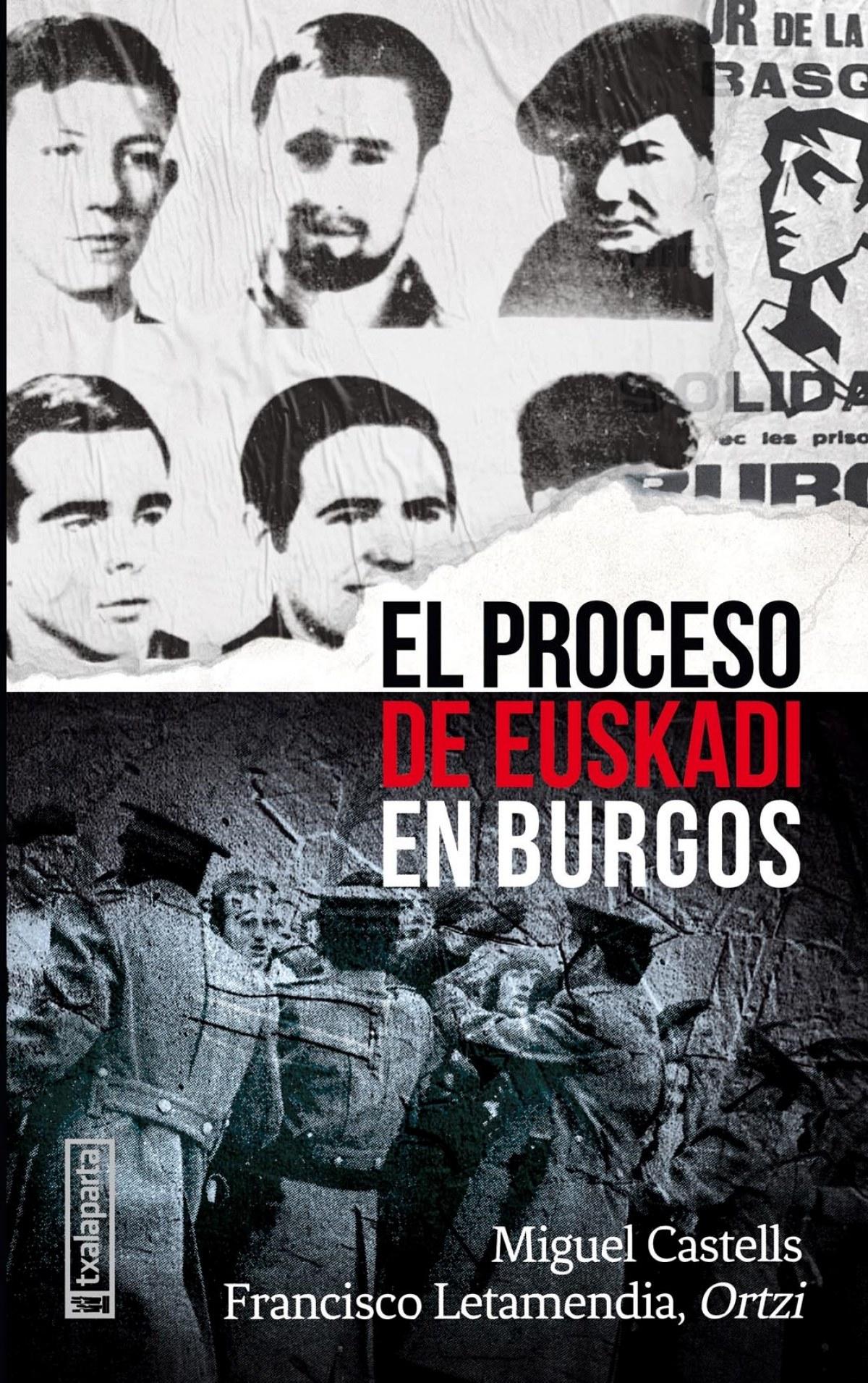 El proceso de Euskadi en Burgos 9788418252303