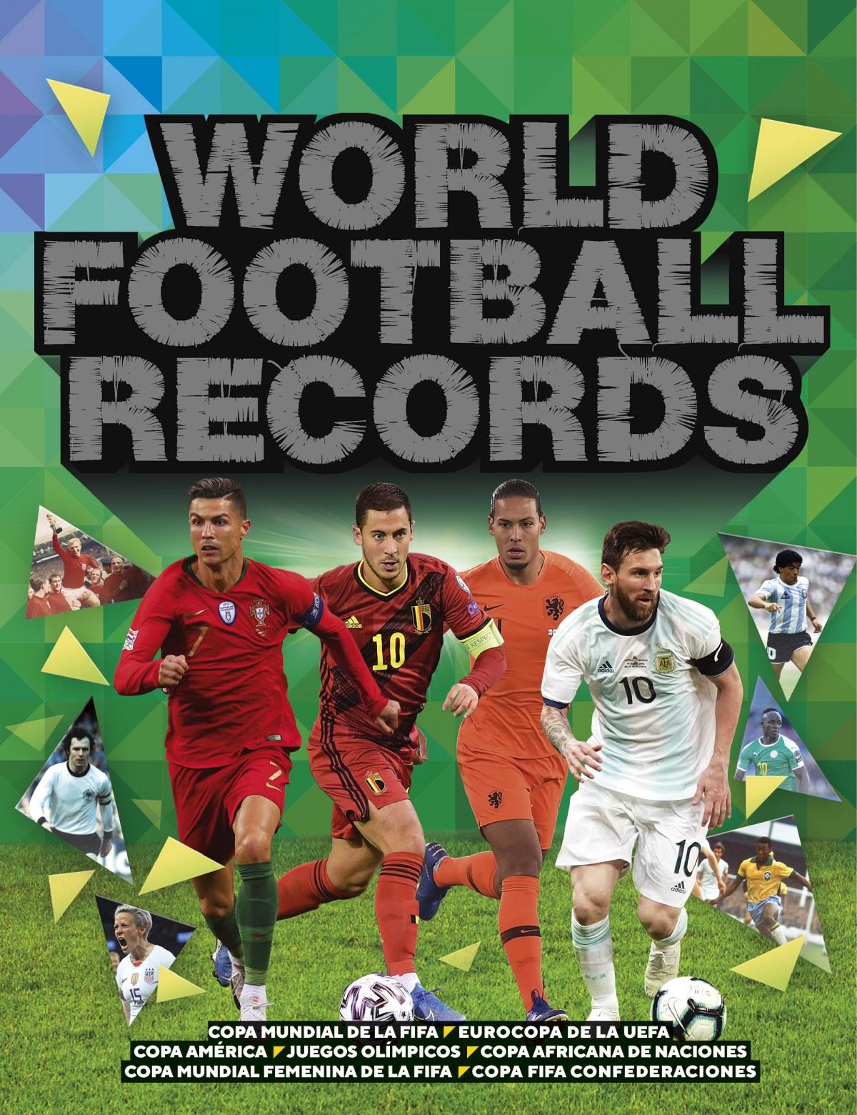 World Football Records 2021 9788418318320