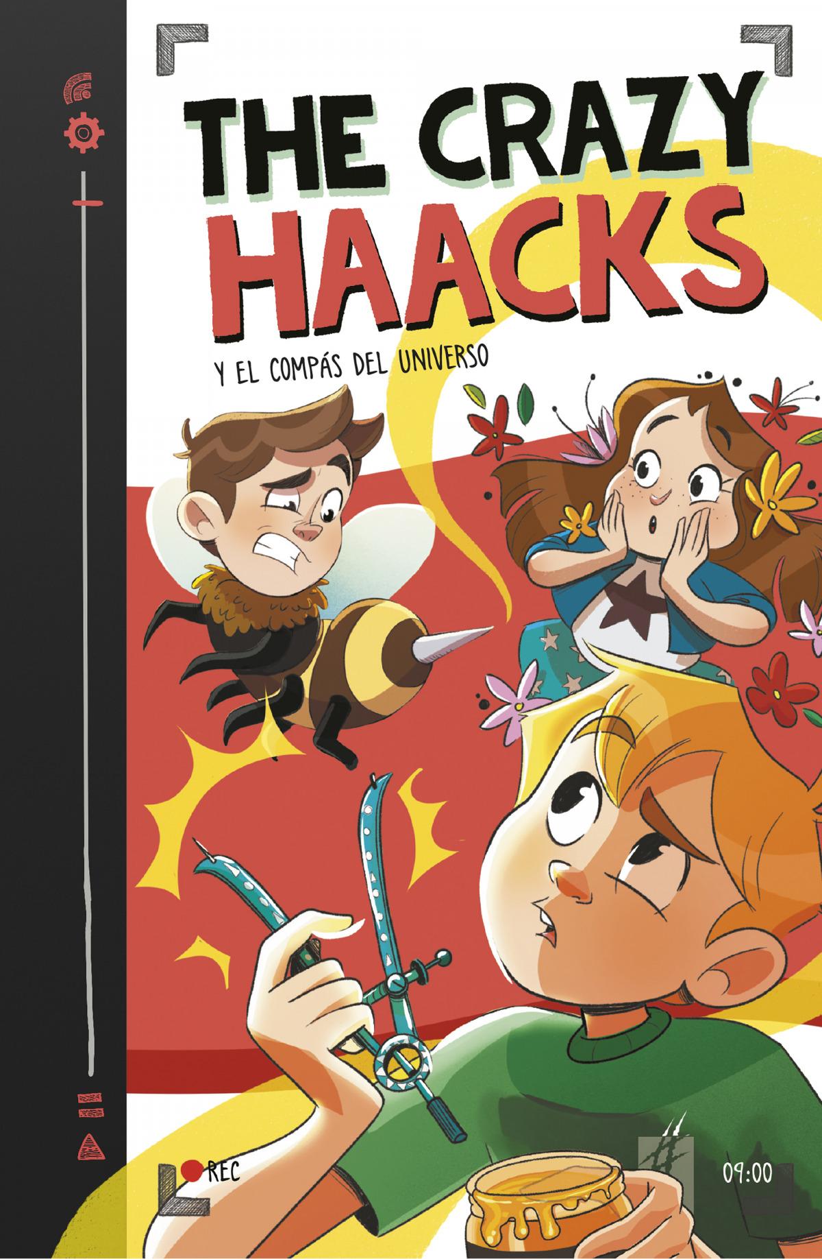 The Crazy Haacks y el compás del universo (Serie The Crazy Haacks 10) 9788418318504