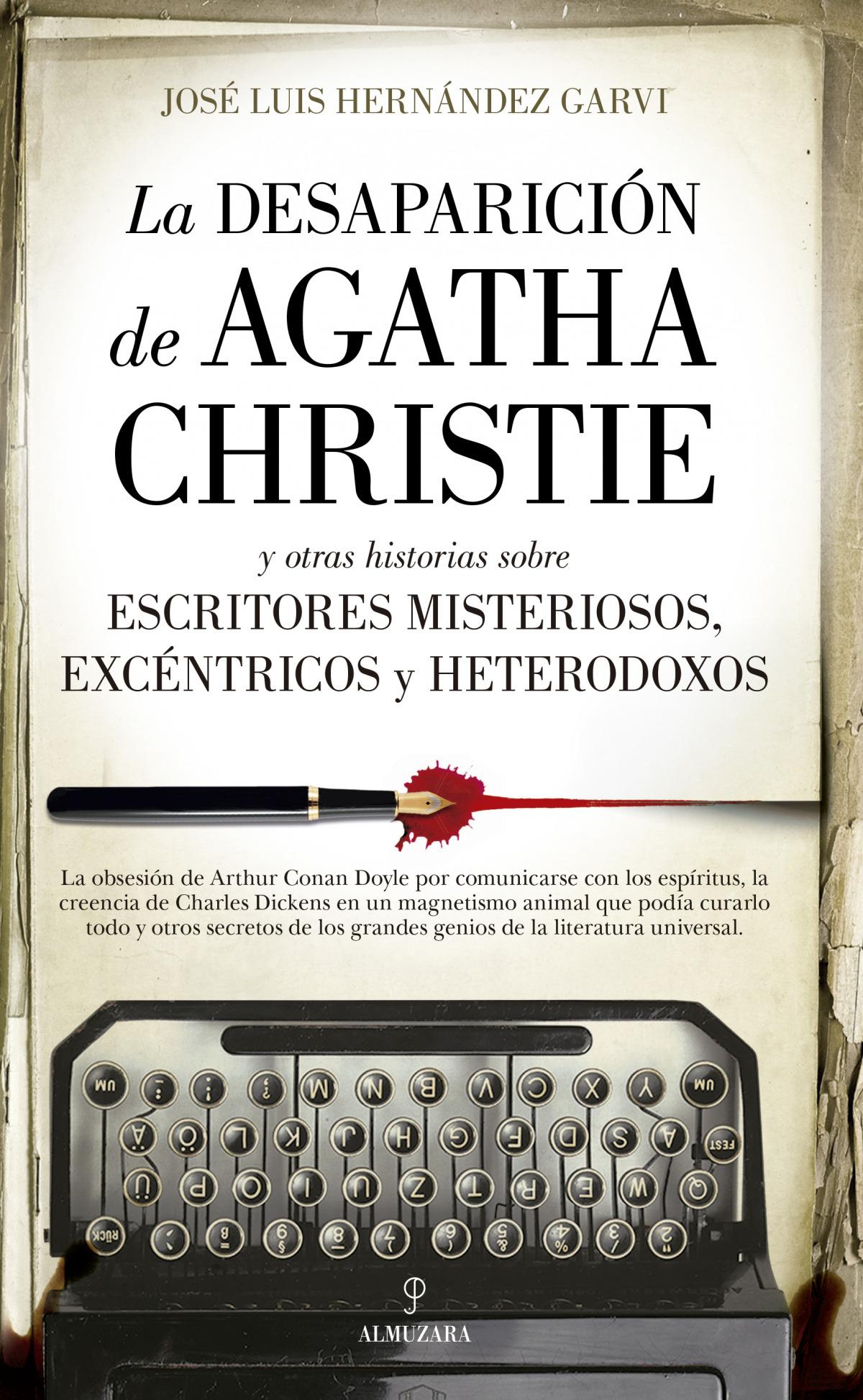 DESAPARICION DE AGATHA CHRISTIE, LA 9788418346552