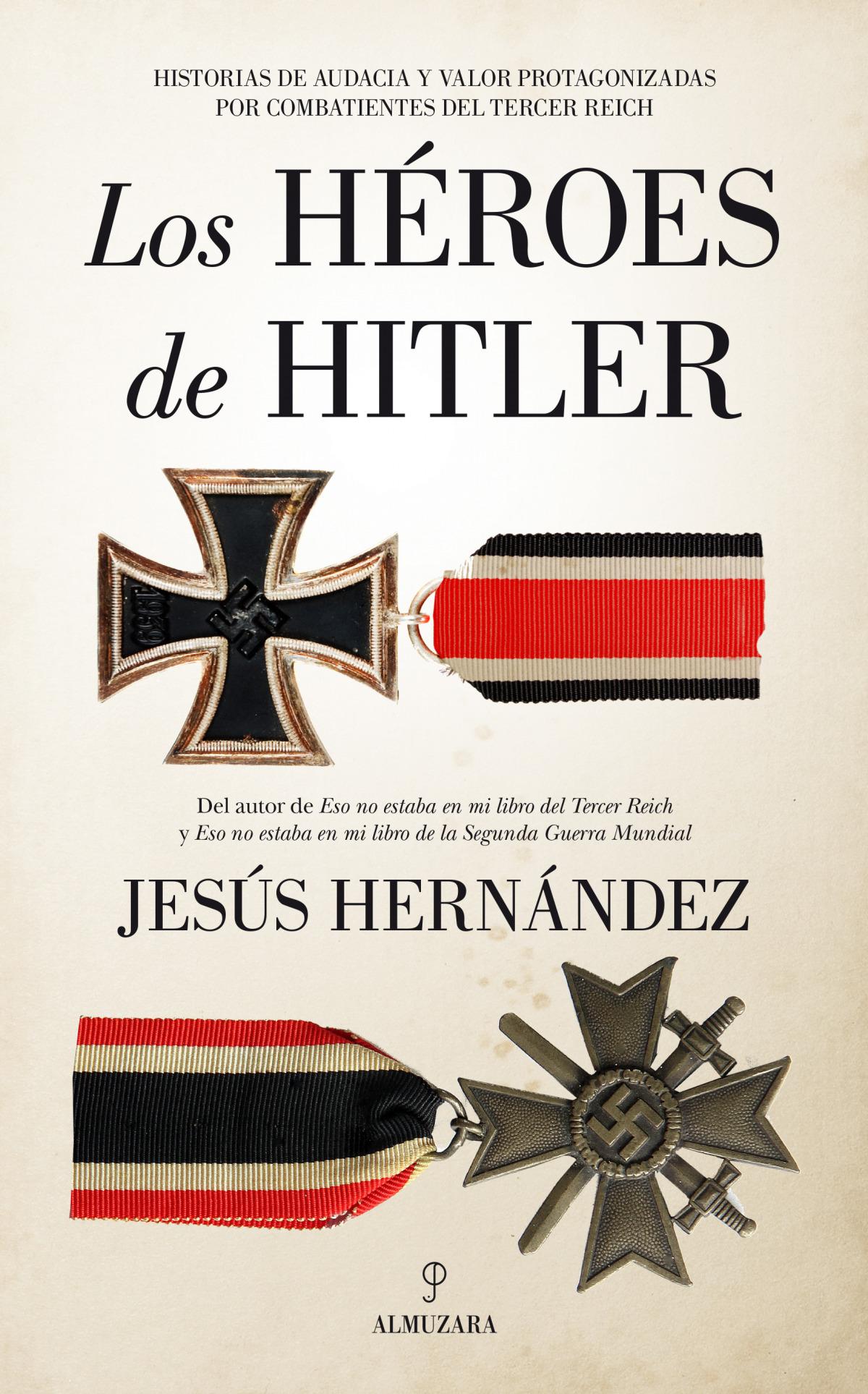 HEROES DE HITLER, LOS 9788418346736