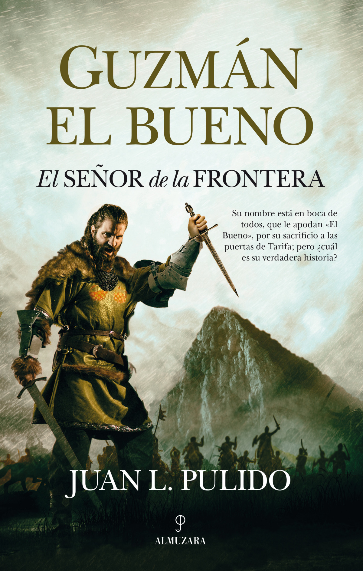 GUZMAN EL BUENO. EL SEñOR DE LA FRONTERA 9788418346873