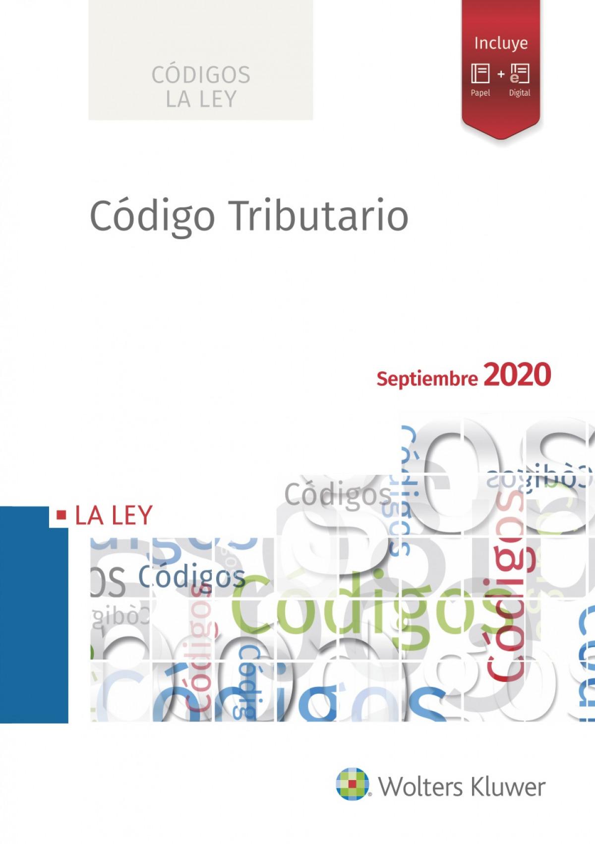 Código Tributario 2020 9788418349331