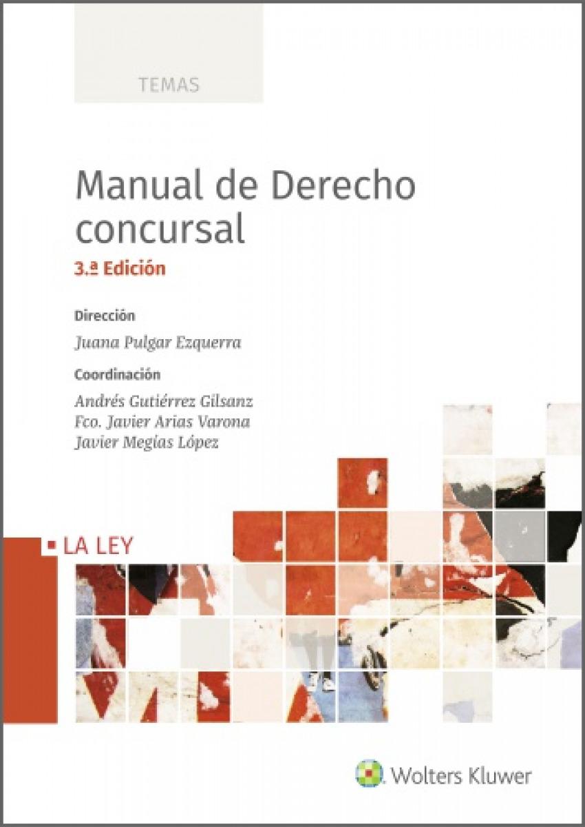 Manual de Derecho concursal (3.a. Edición) 9788418349522