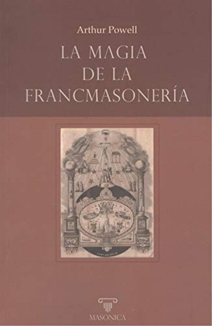 La magia de la francmasoner¡a 9788418379444