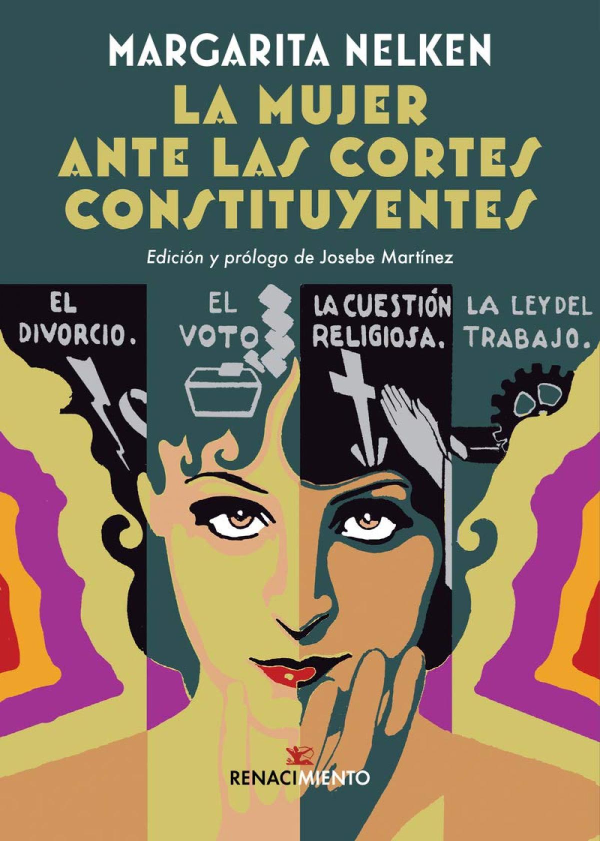 La mujer ante las Cortes Constituyentes 9788418387241