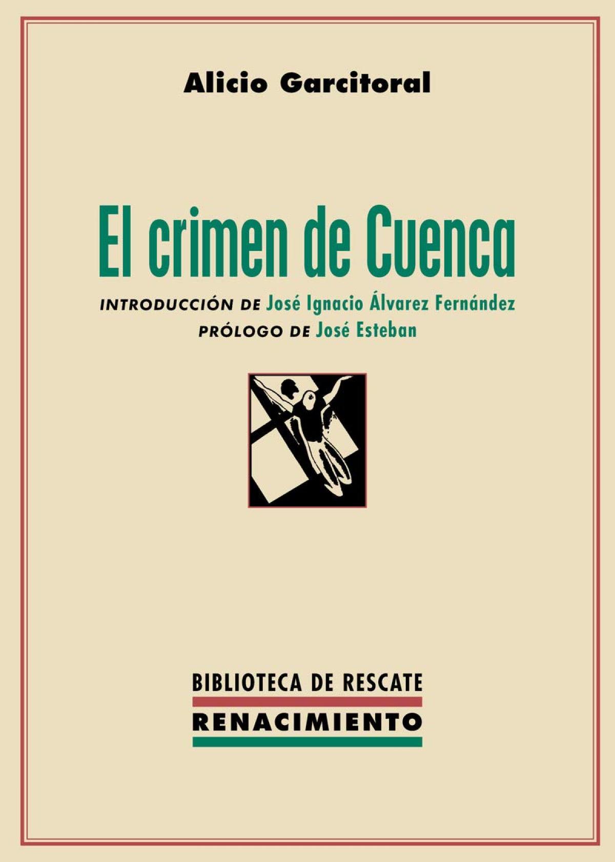 El crimen de Cuenca 9788418387326