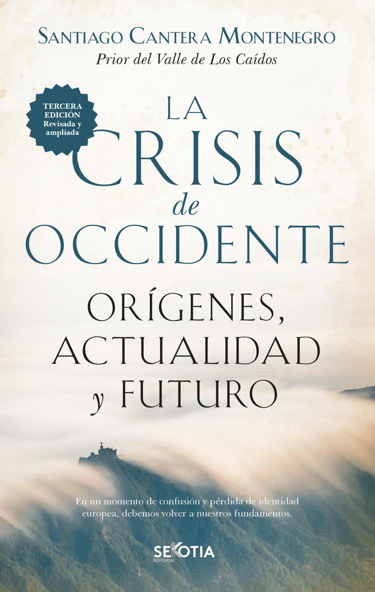 La crisis de occidente 9788418414084