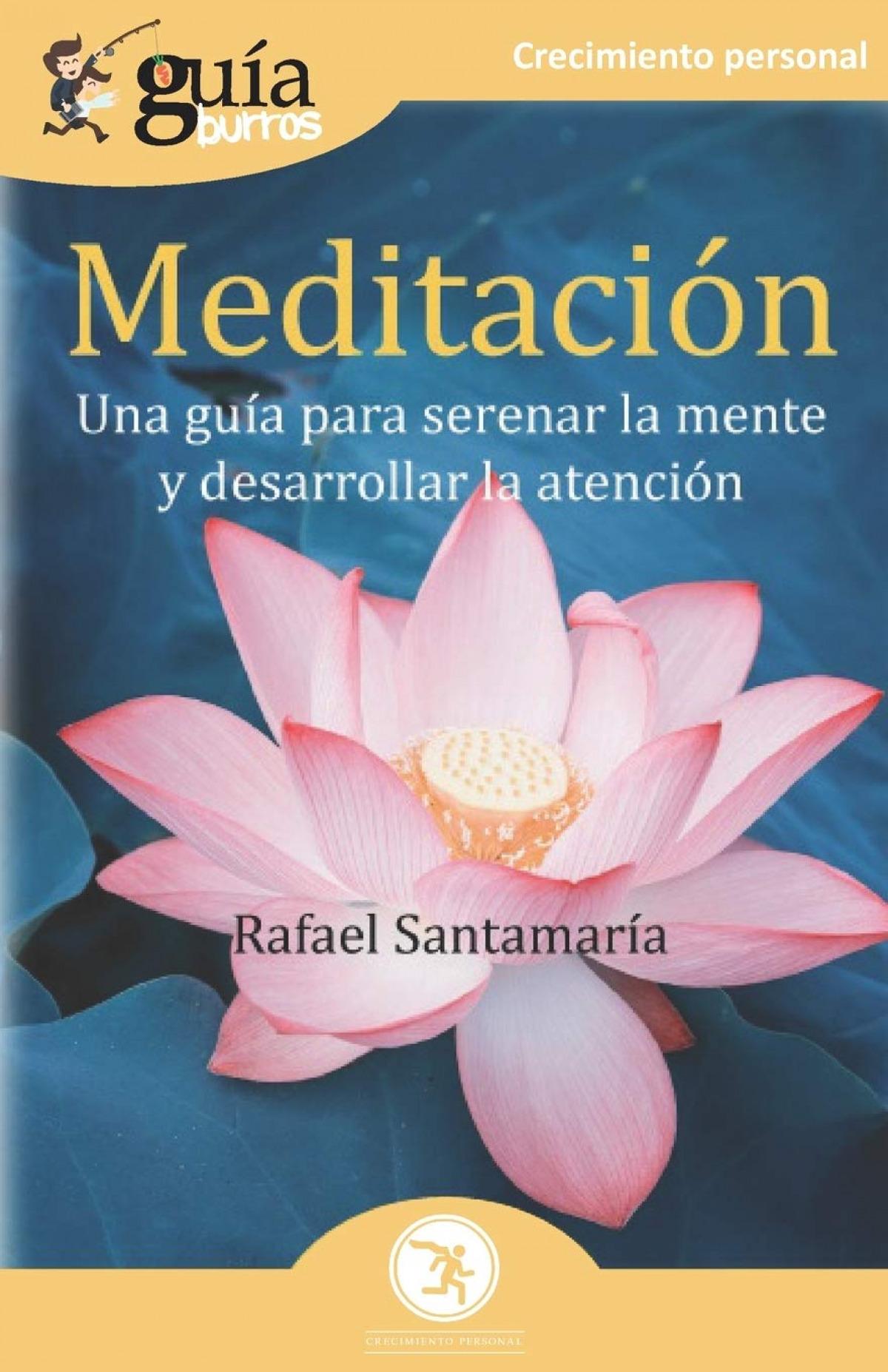 Gu¡aBurros Meditación 9788418429026