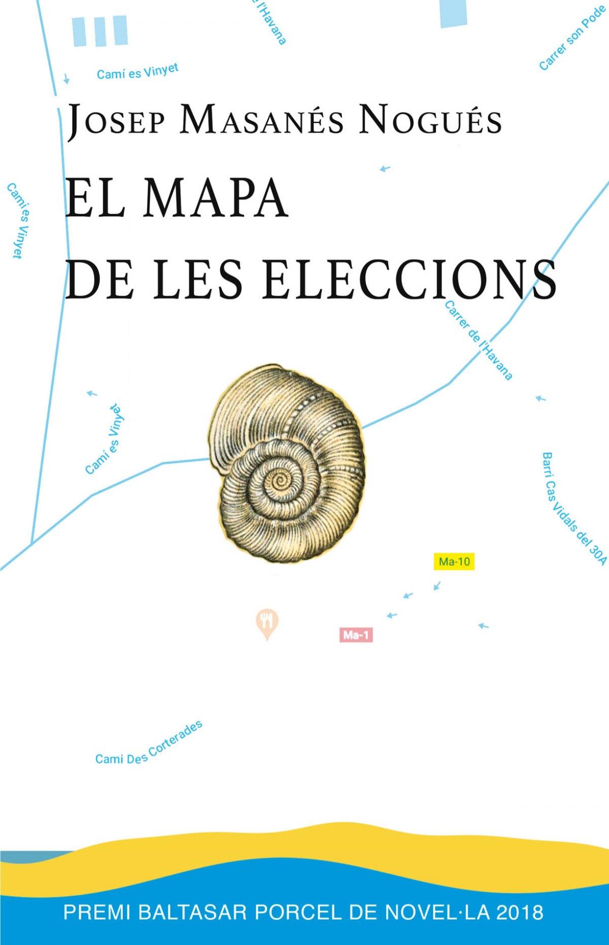El mapa de les eleccions 9788418441042