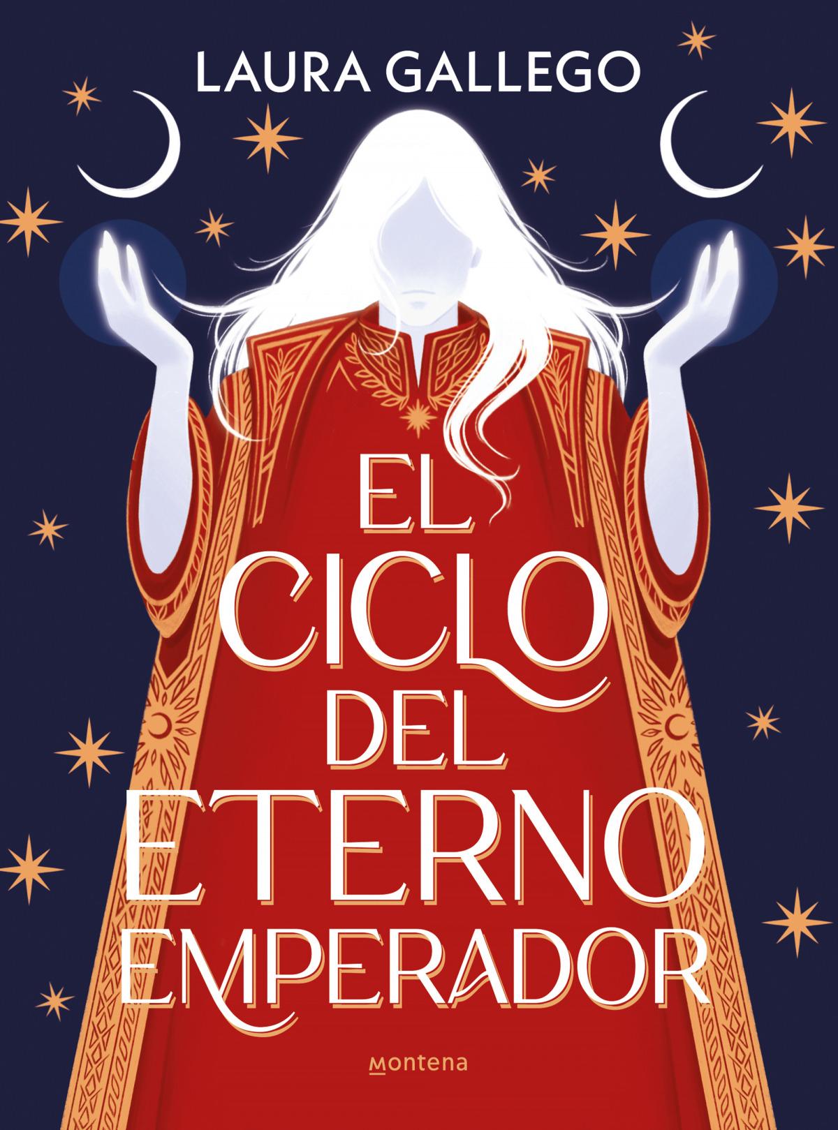 EL CICLO DEL ETERNO EMPERADOR 9788418483547