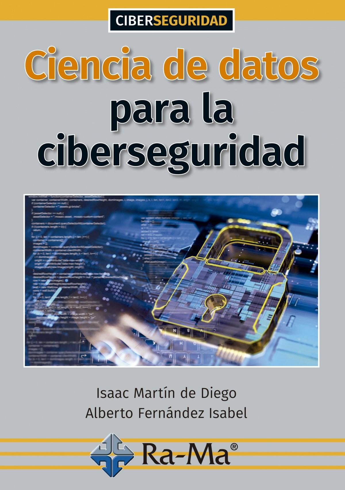 CIENCIA DE DATOS PARA LA CIBERSEGURIDAD 9788418551048