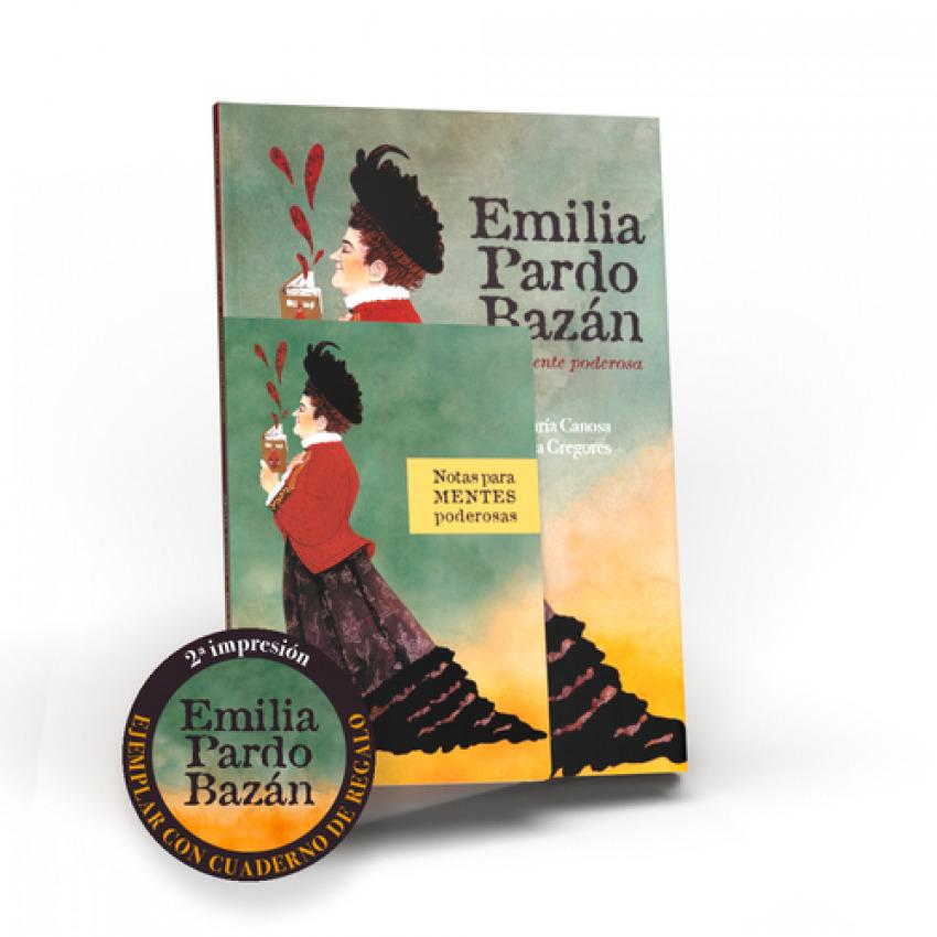 Emilia pardo bazan.una mente poderosa 9788418667060