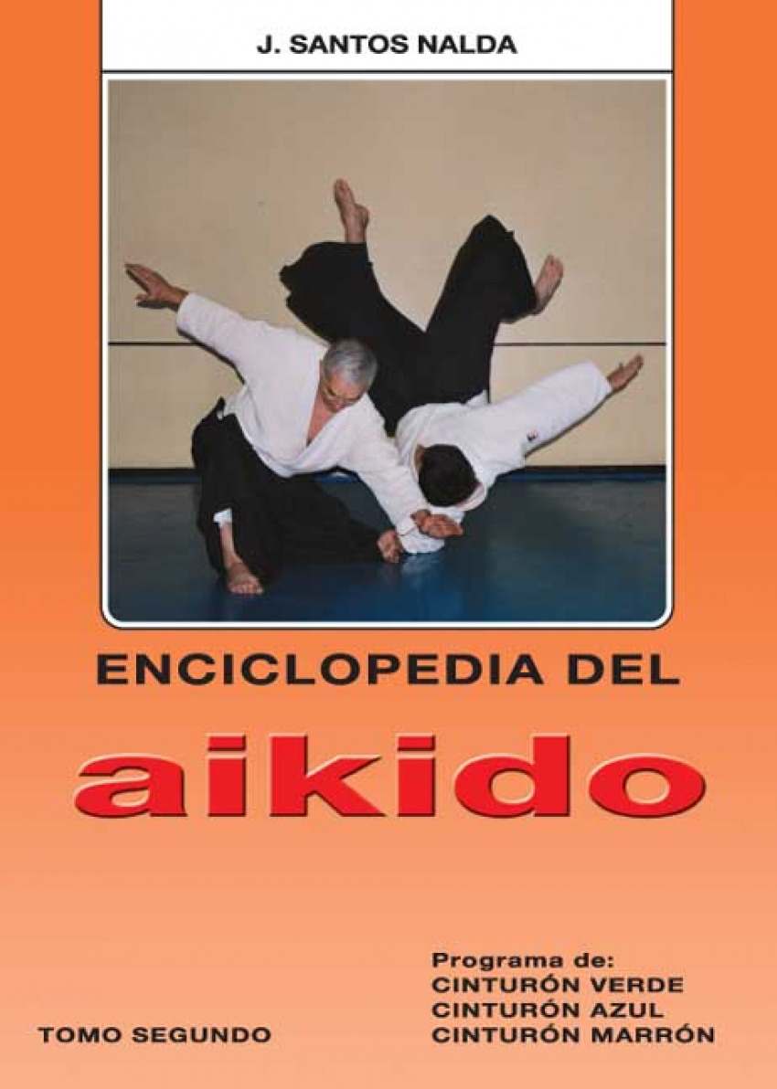 Enciclopedia aikido 9788420303710