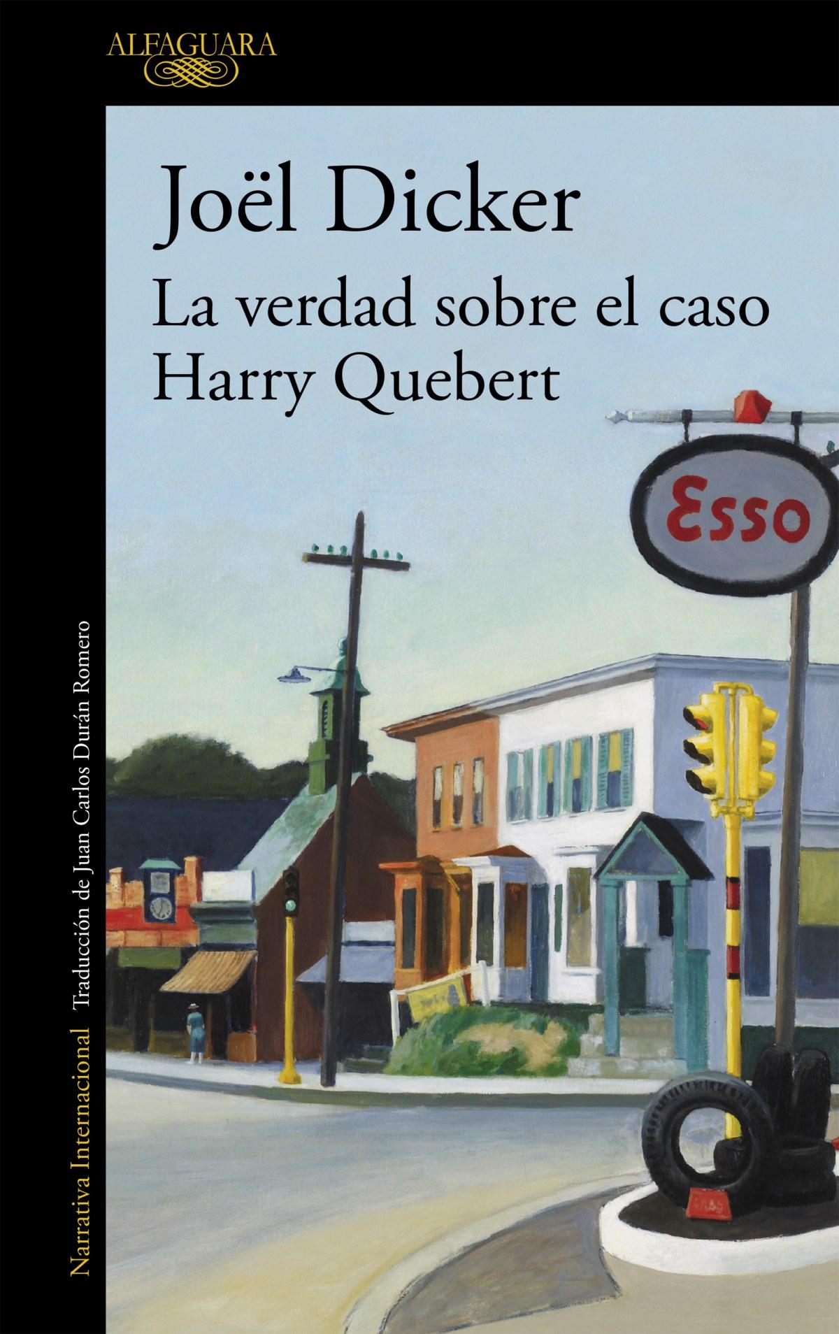 LA VERDAD SOBRE EL CASO HARRY QUEBERT 9788420414065