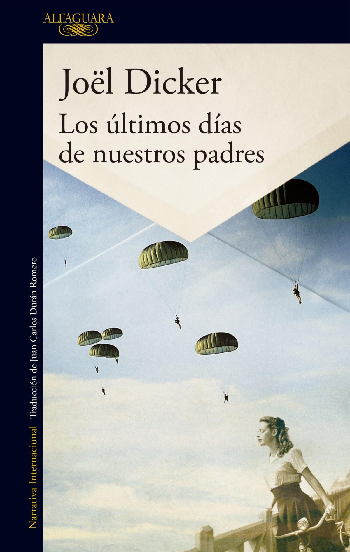 LOS ULTIMOS DIAS DE NUESTROS PADRES 9788420417219