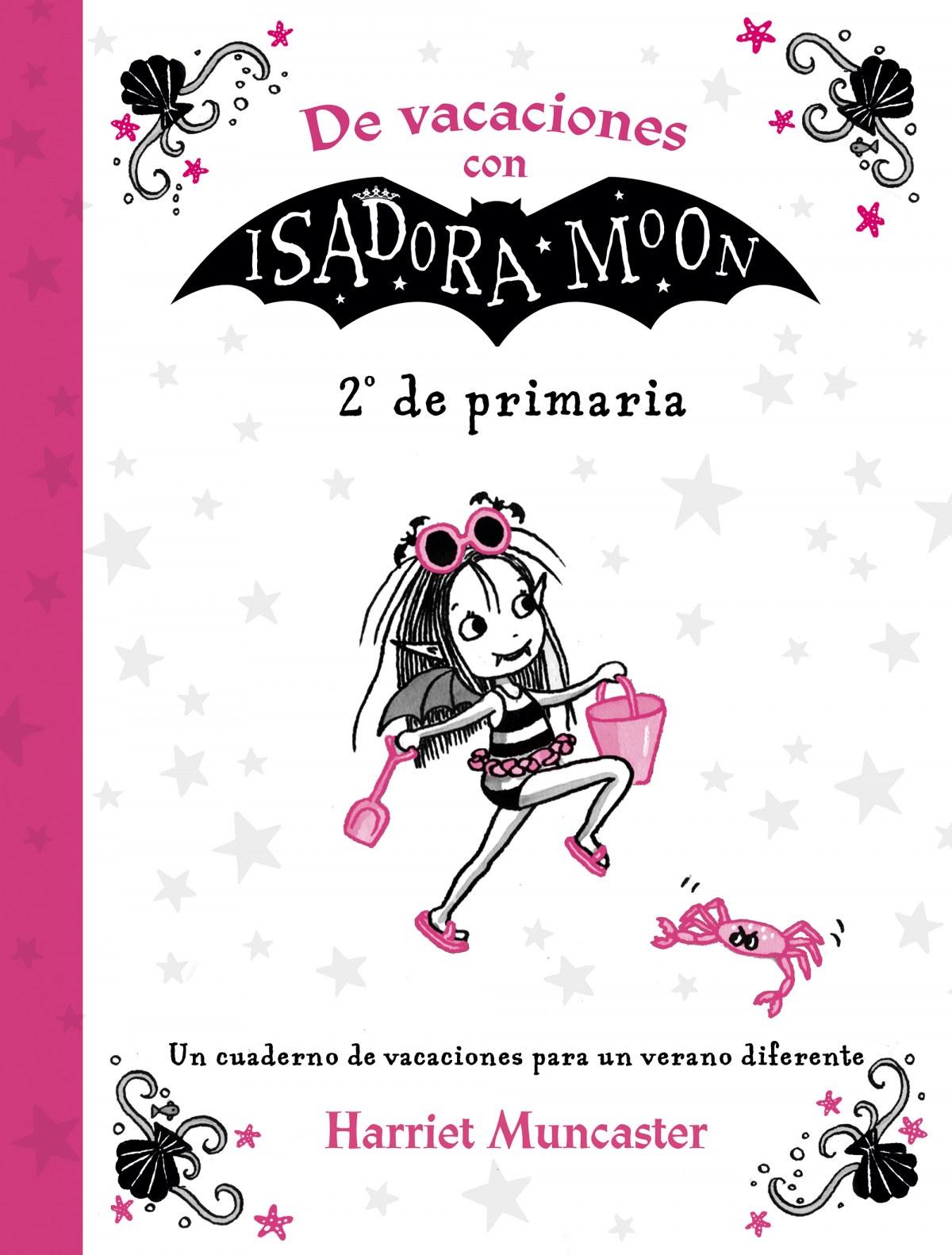 DE VACACIONES CON ISADORA MOON 2o. DE PRIMARIA 9788420434384
