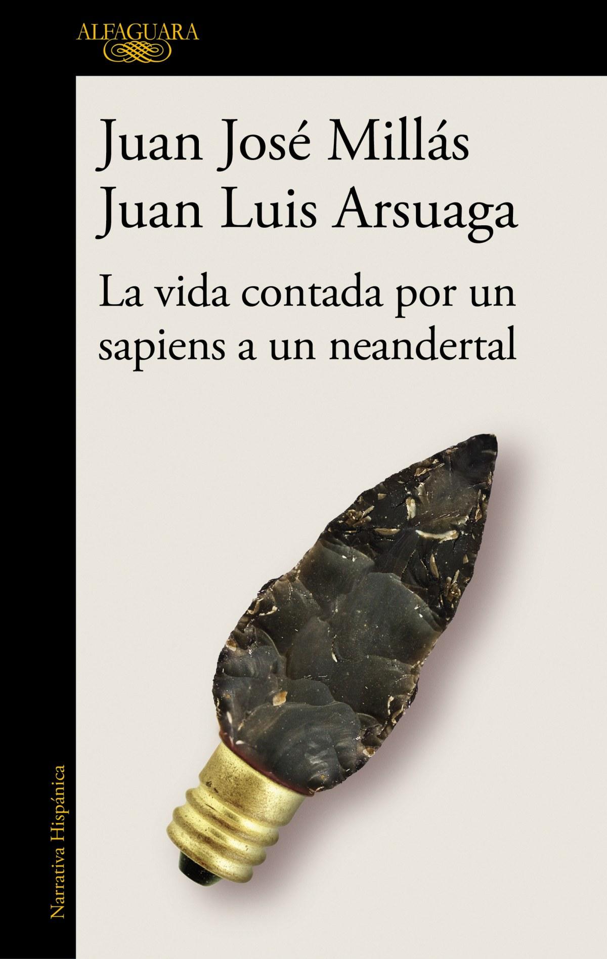 La vida contada por un sapiens a un neandertal 9788420439655