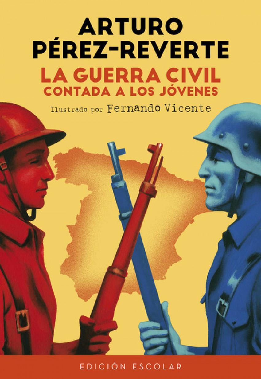 LA GUERRA CIVIL CONTADA A LOS JÓVENES 9788420482835