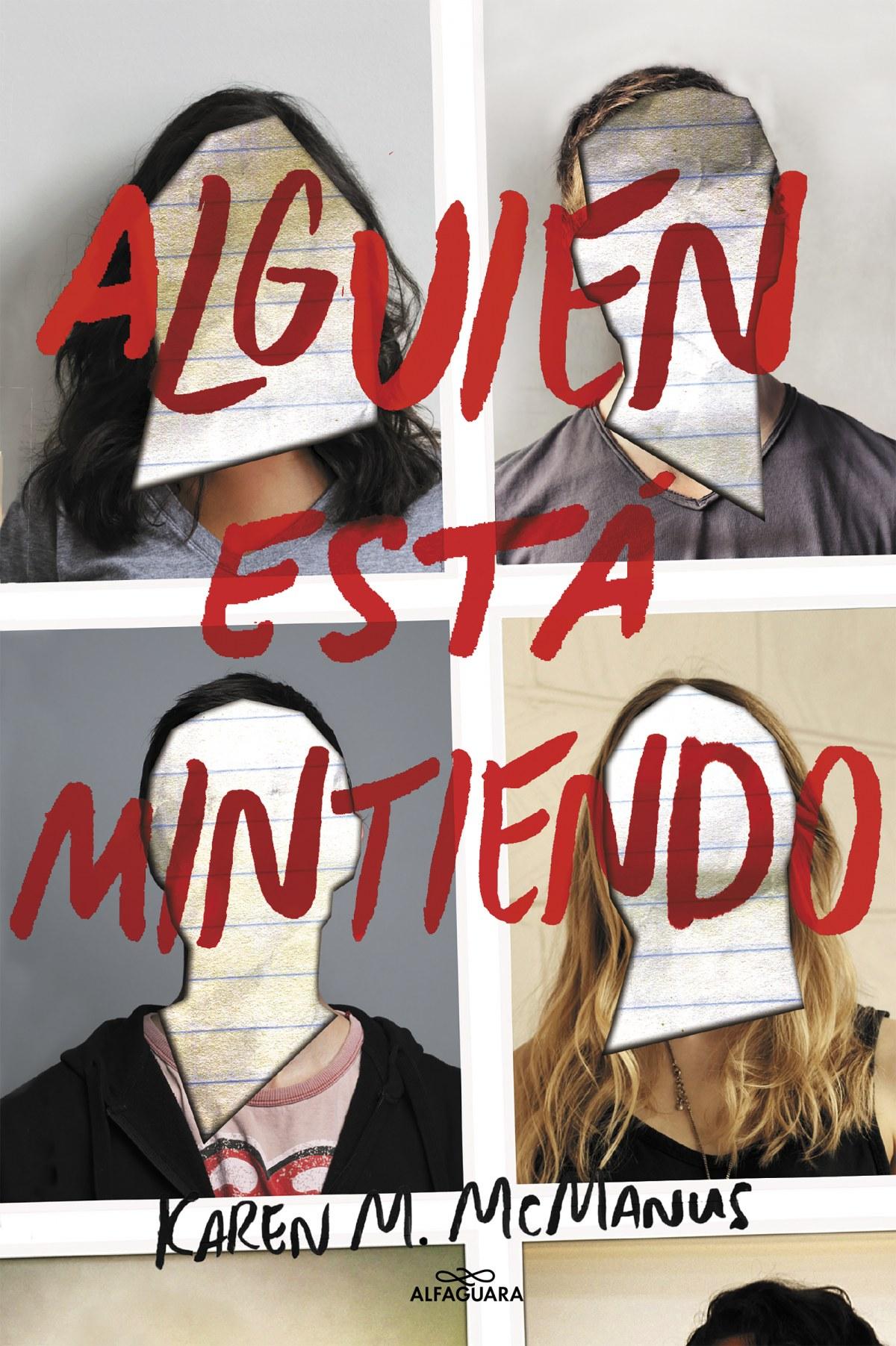 ALGUIEN ESTÁ MINTIENDO 9788420486260