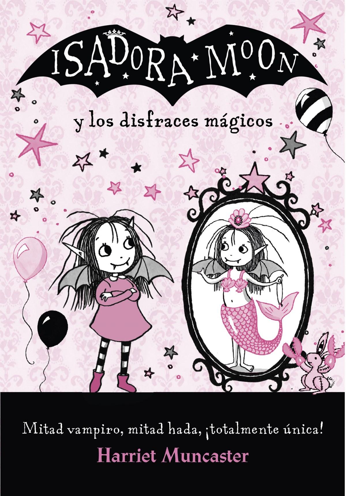 ISADORA MOON Y LOS DISFRACES MAGICOS 9788420487649