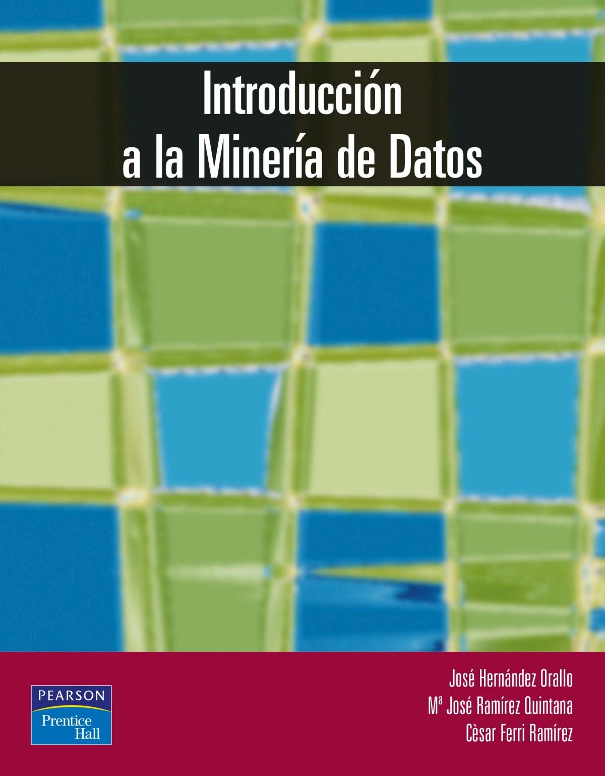Introducción a la miner¡a de datos 1/e 9788420540917