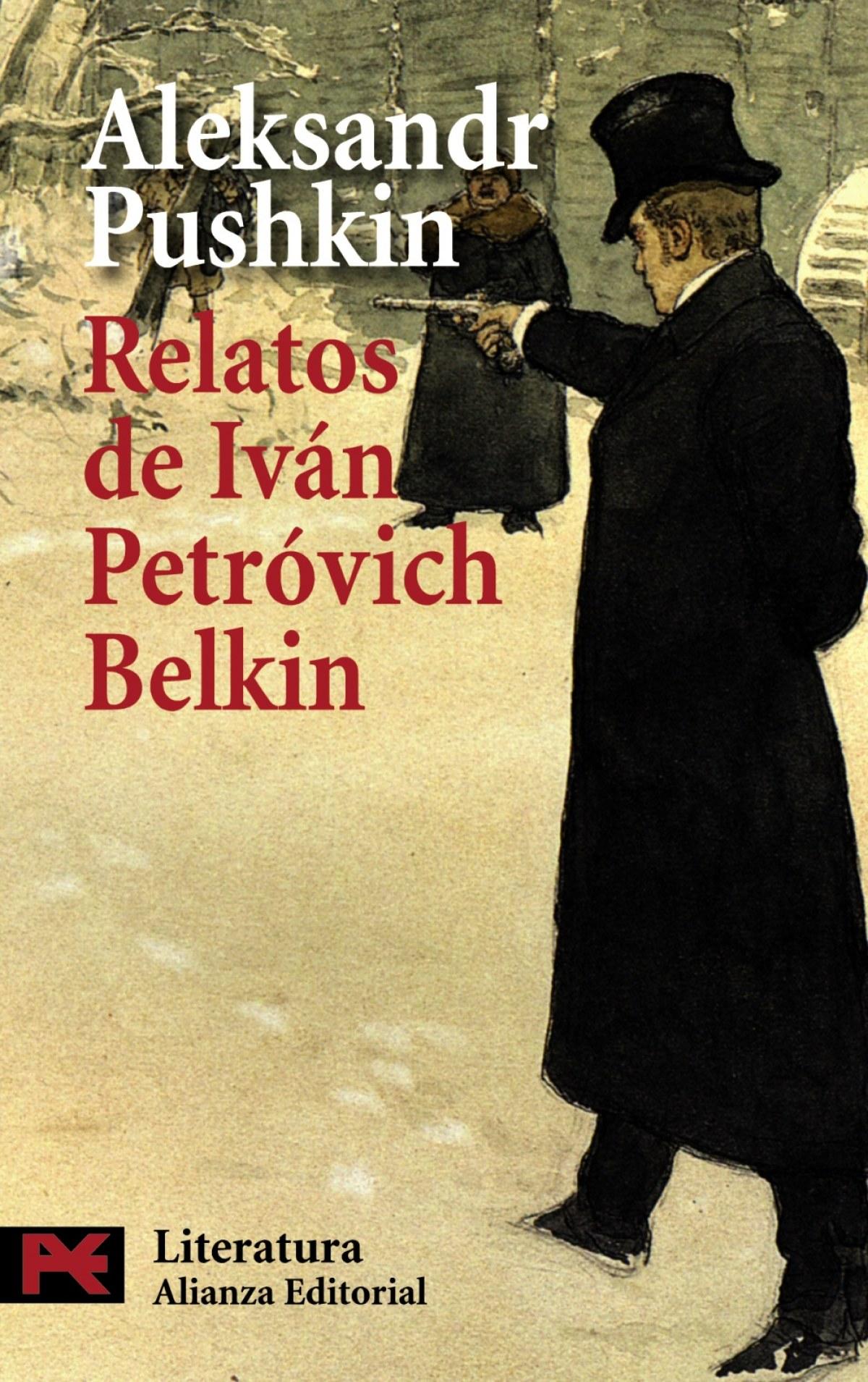 Relatos del difunto Ivan Petrovich Belkin 9788420659671
