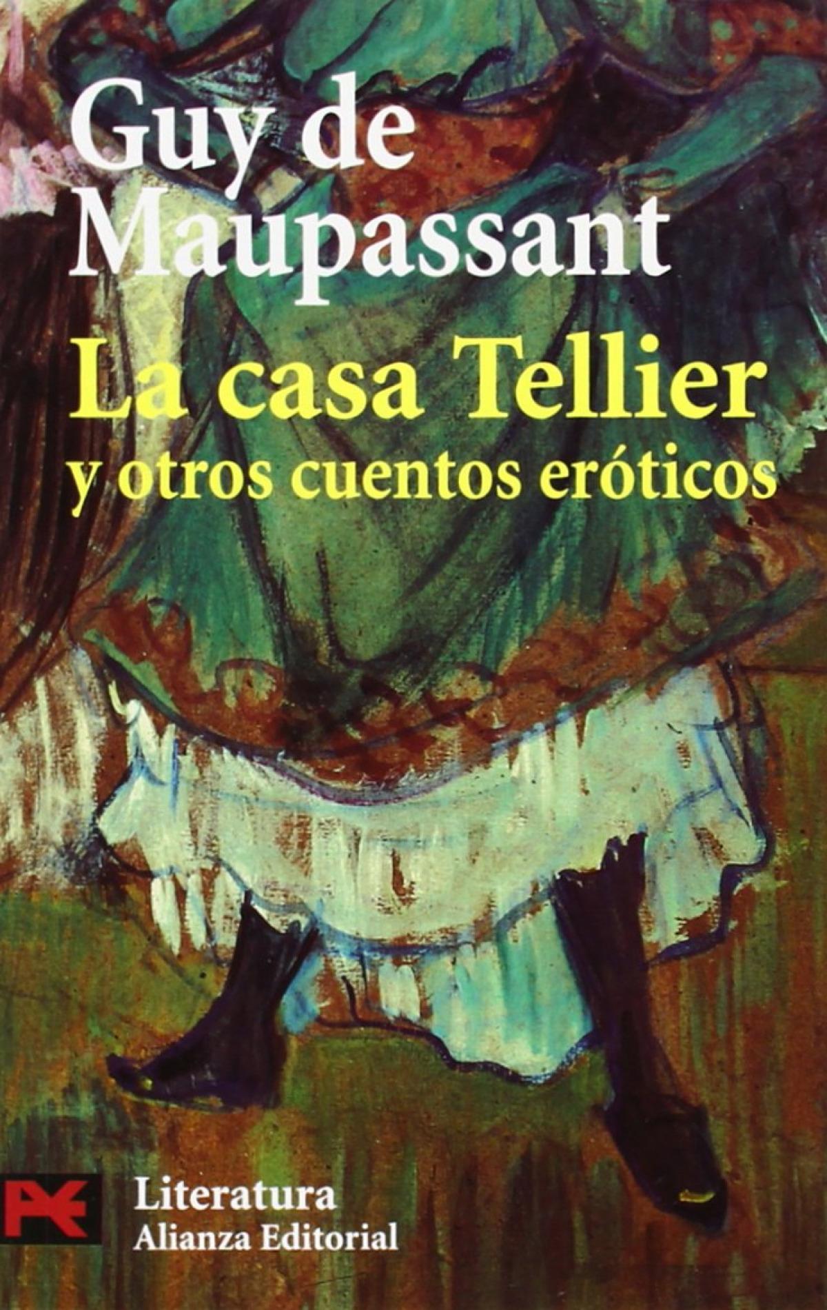 La casa Tellier y otros cuentos eróticos 9788420659794