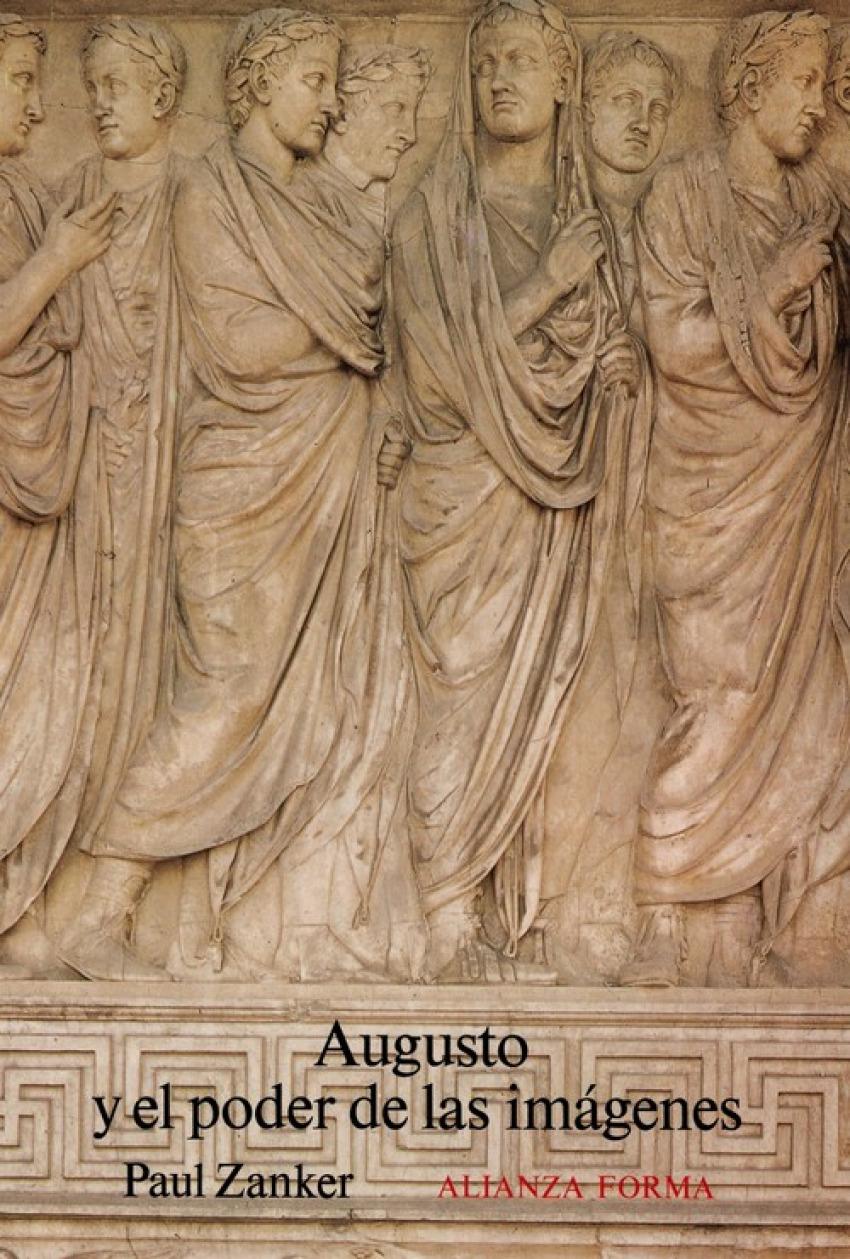 Augusto y el poder de las imágenes 9788420671130