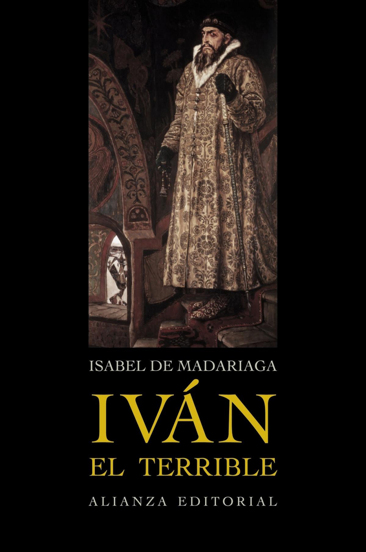 Iván el Terrible 9788420691381