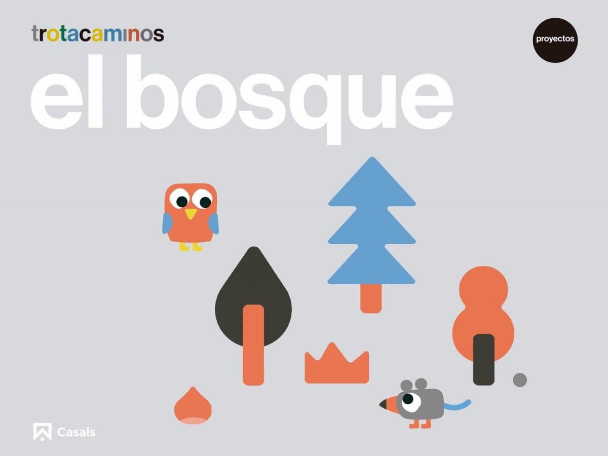 EL BOSQUE 3 AñOS 9788421865835