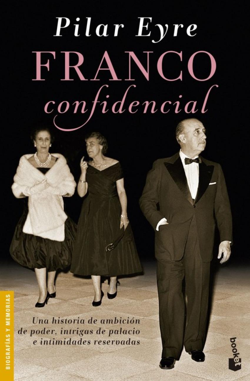 Franco confidencial 9788423349432