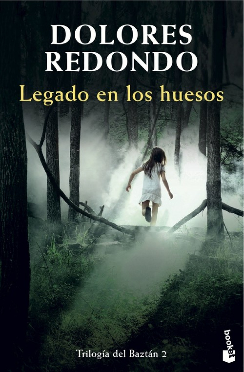 LEGADO EN LOS HUESOS 9788423351008