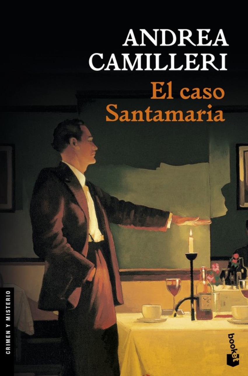 EL CASO SANTAMARÍA 9788423351787