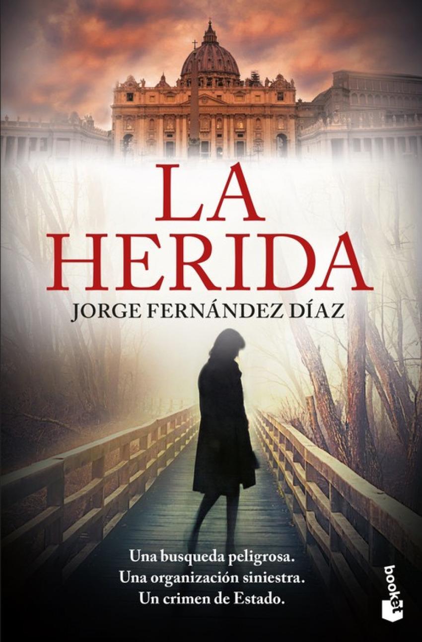LA HERIDA 9788423355037