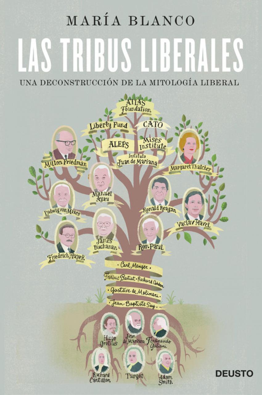 Las tribus liberales 9788423418930