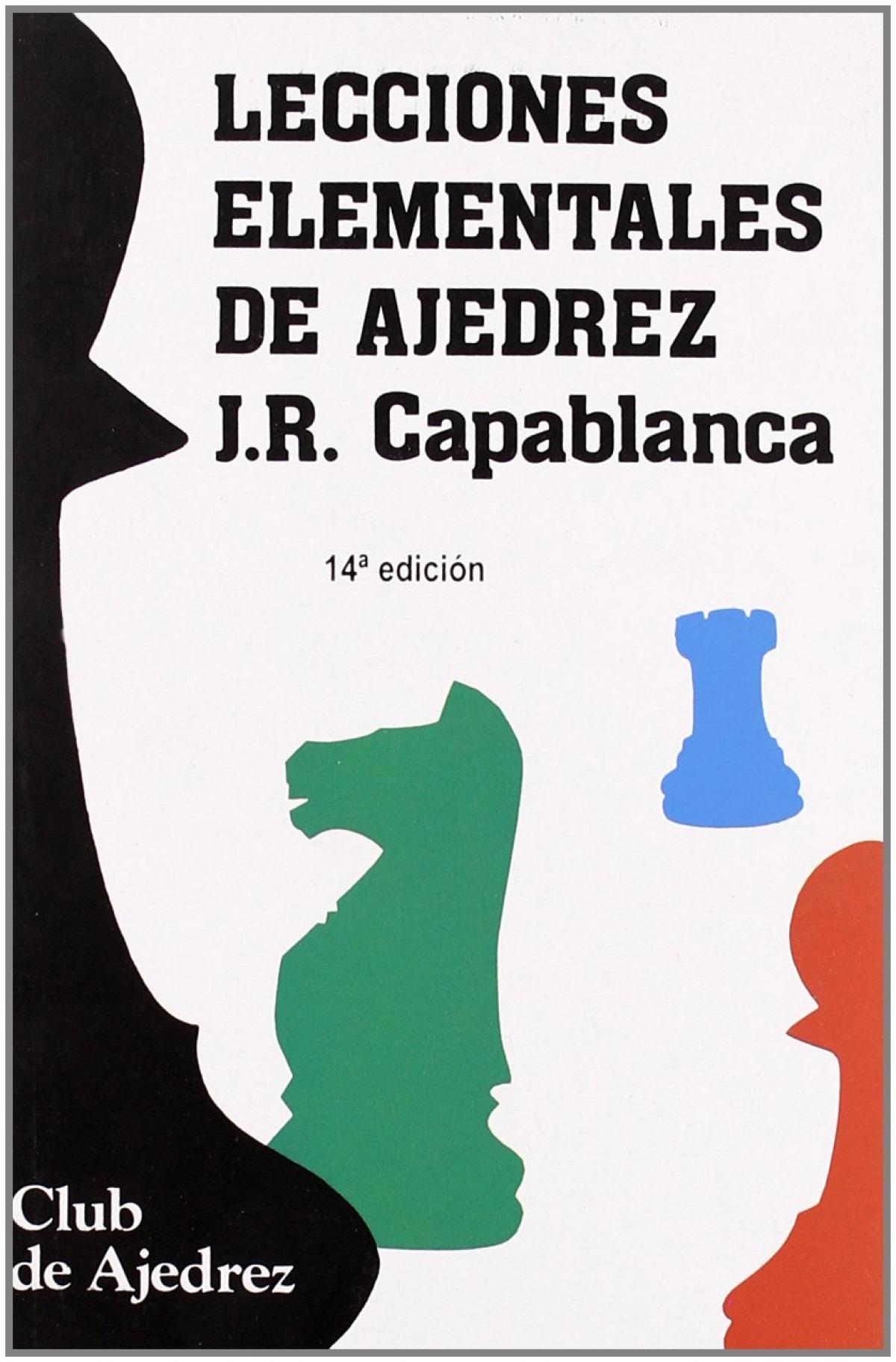 Lecciones elementales de ajedrez 9788424503307