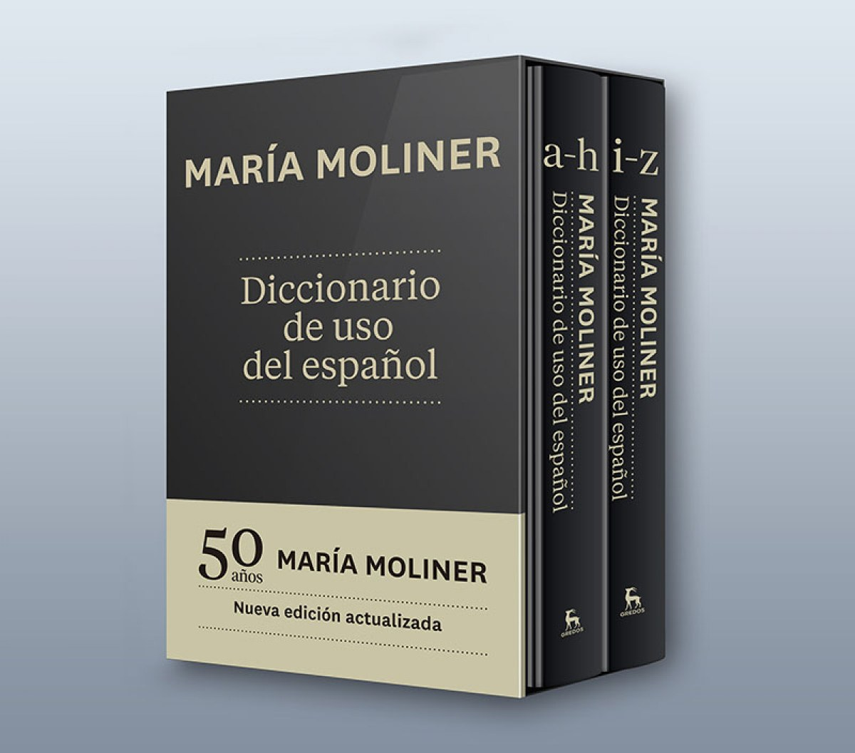 Diccionario de uso del español mar¡a moliner 9788424929282