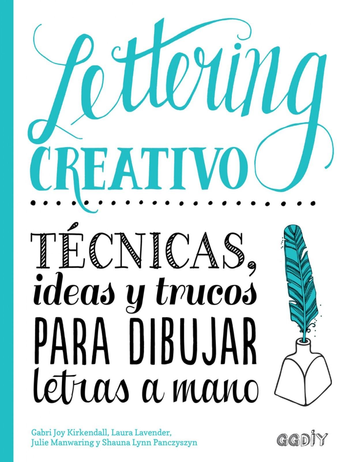 LETTERING CREATIVO 9788425230714