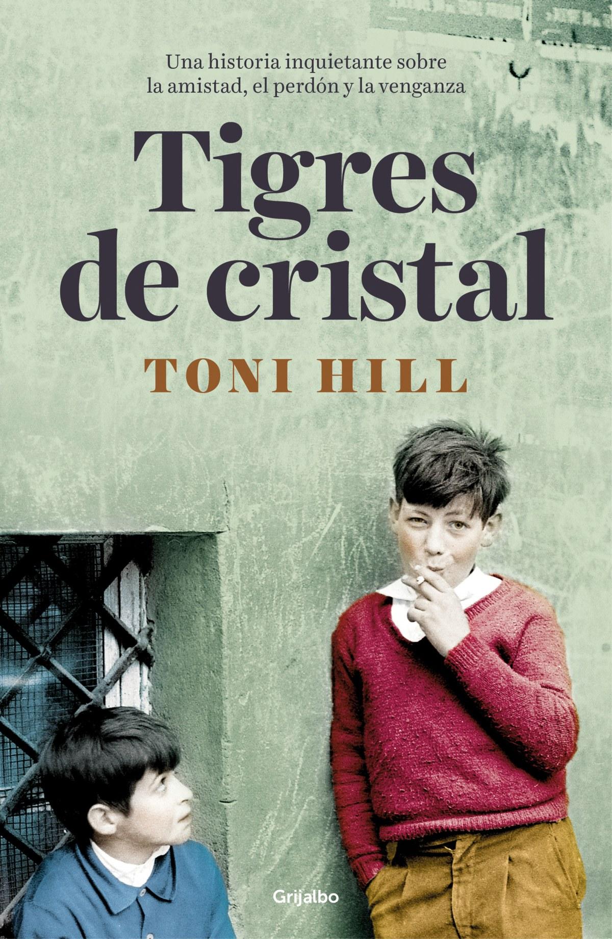 TIGRES DE CRISTAL 9788425356483